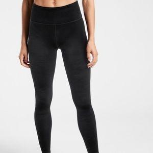 Pants - Athleta Elation Ultra High Rise Velvet Tight S